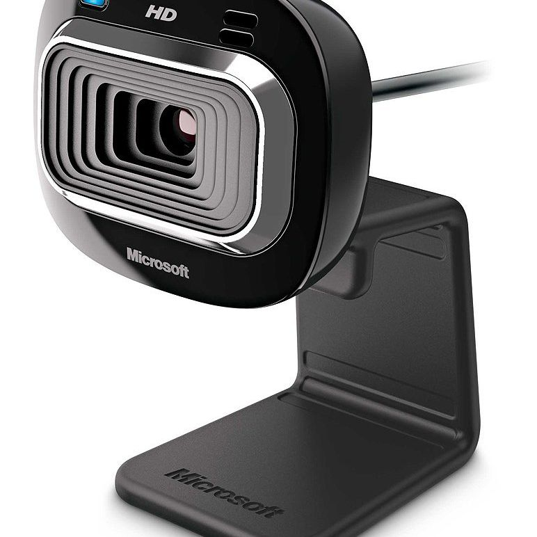 cf7e237dd55 Best for Business and Video Conferencing: Microsoft LifeCam HD-3000