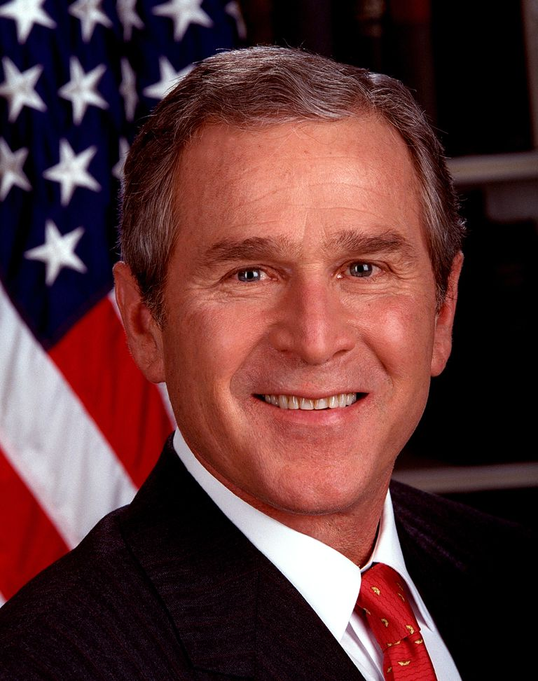 George W. Bush - Hulton Archive - Getty Images