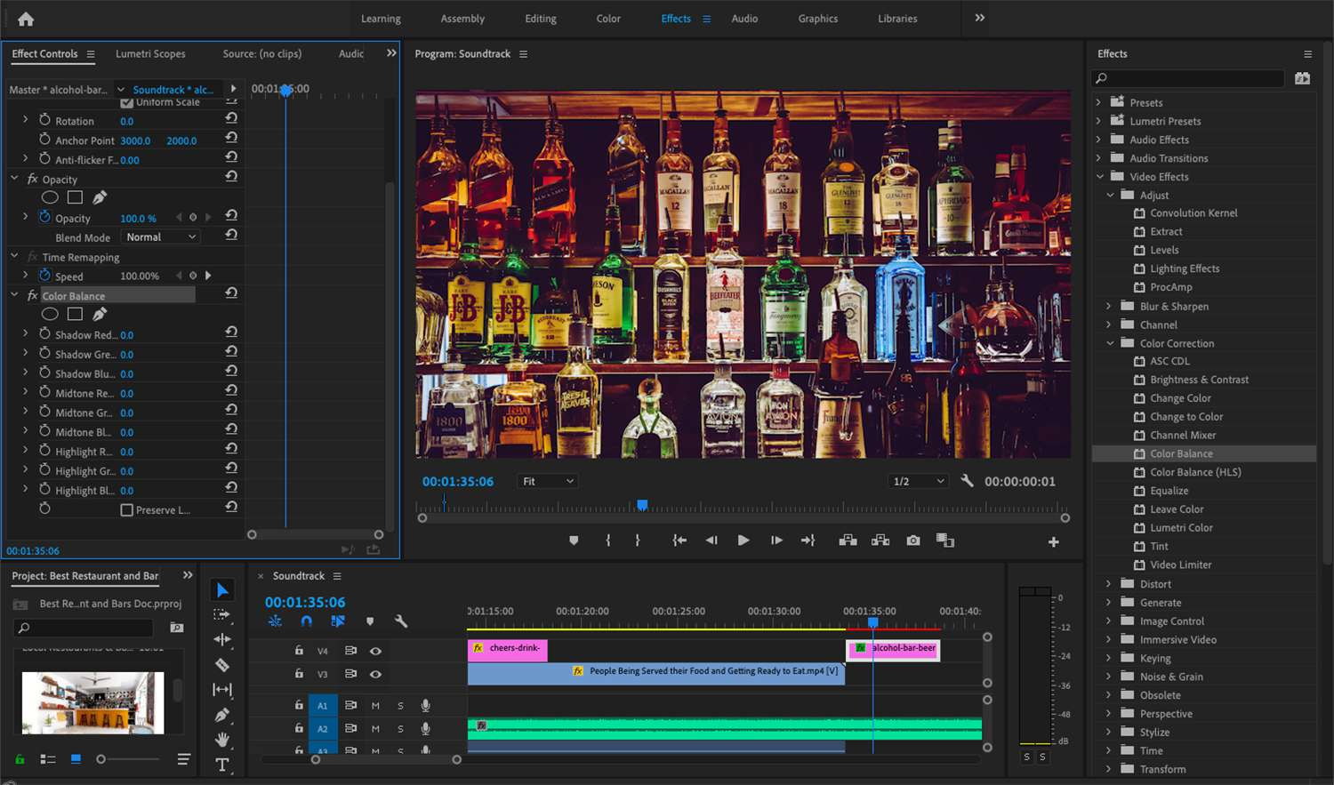 Adobe Premiere Pro Cc 13 1 2 Review Advanced Video Editor With Effects Lumetri Color Grading And More