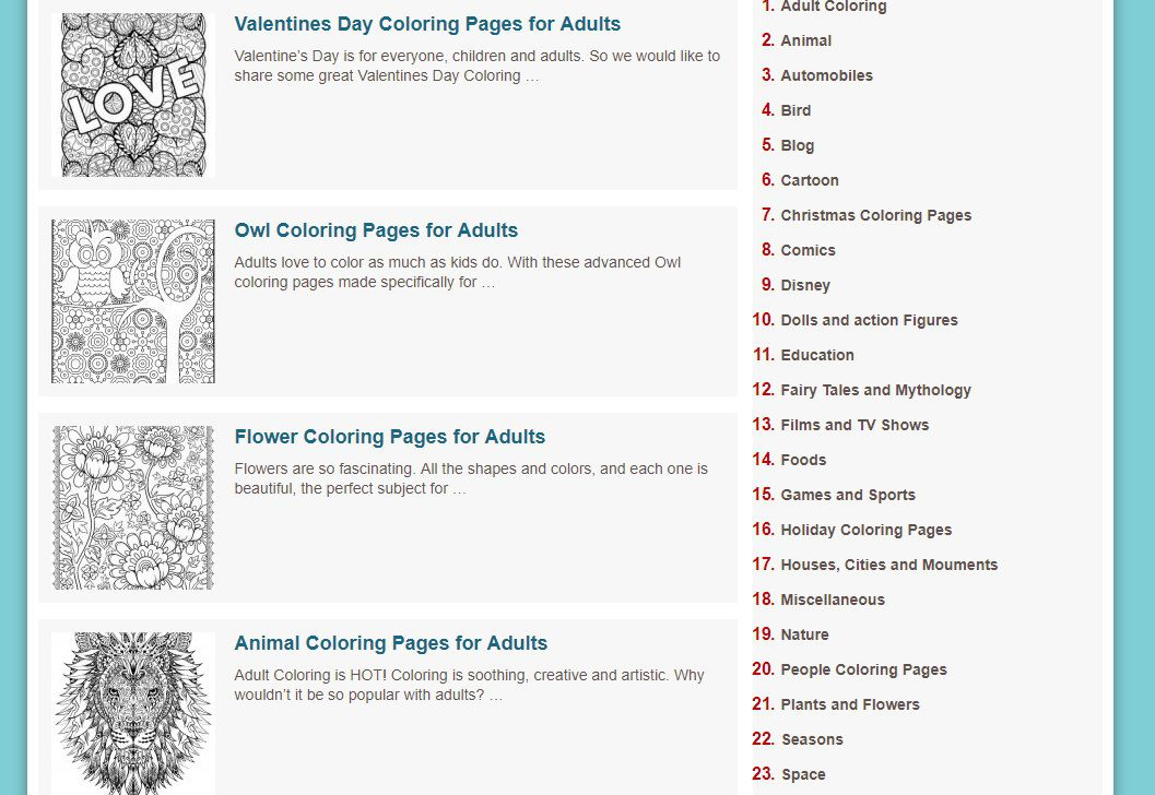 The 5 Best Online Coloring Sites For Adults