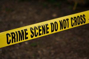 Crime scene/police tape