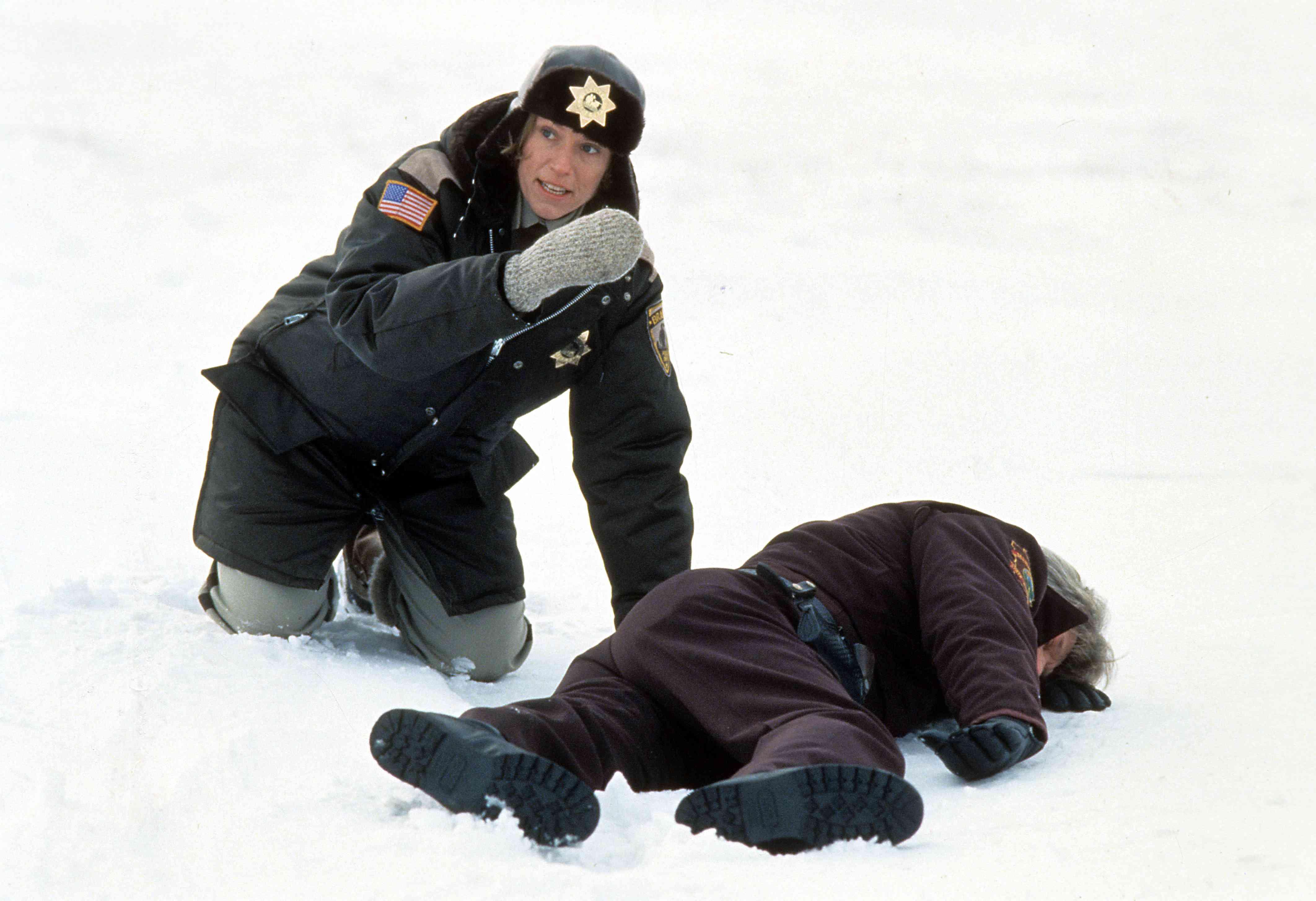 Frances McDormand In 'Fargo'