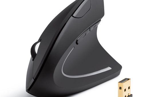 Anker AK-UBA Wireless Vertical Mouse