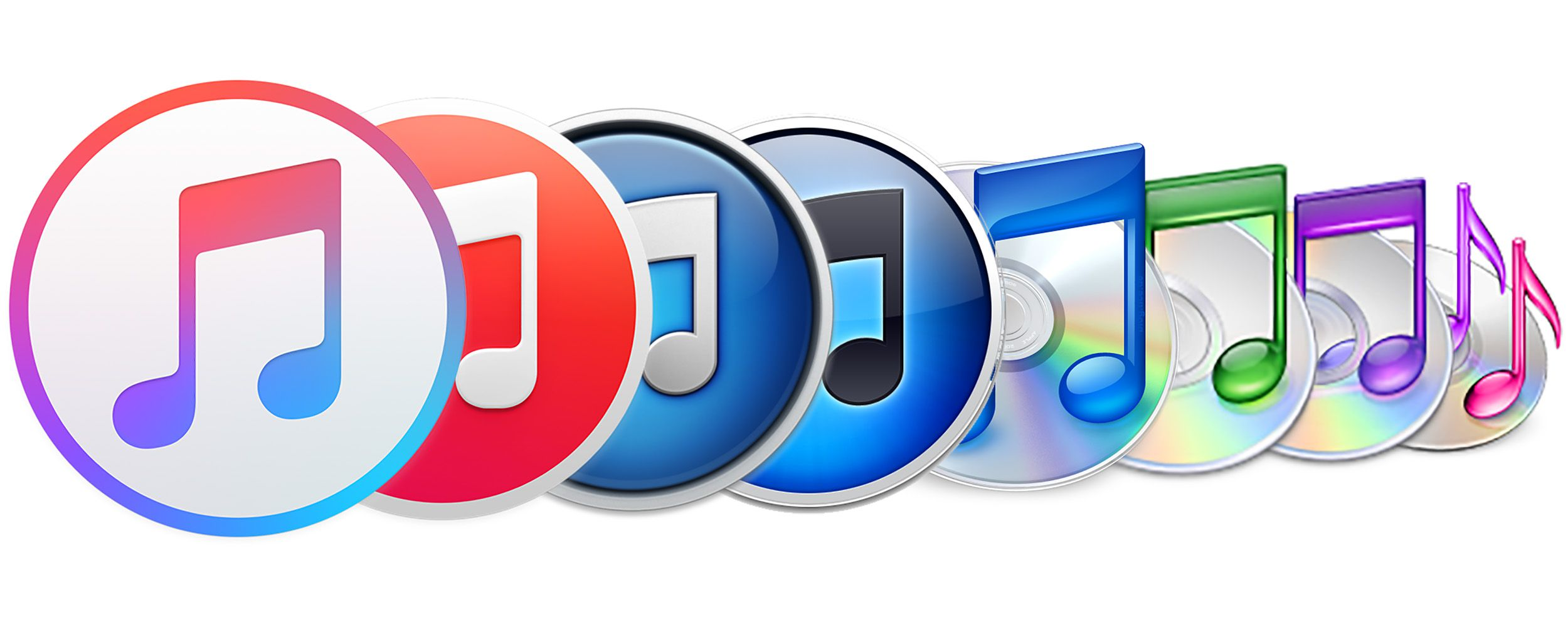 The Evolution of iTunes, from 1 0 to Today