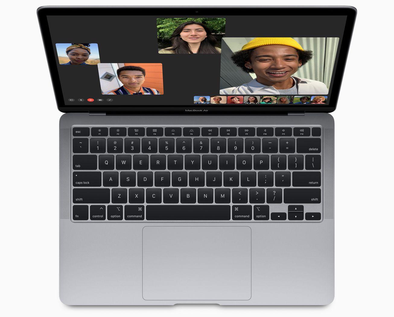 New MacBook Air gets the Magic Keyboard Treatment