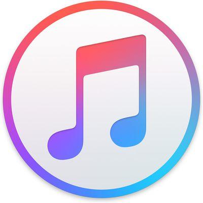 The latest iTunes icon