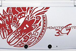 Monster Hunter Tri G 3DS