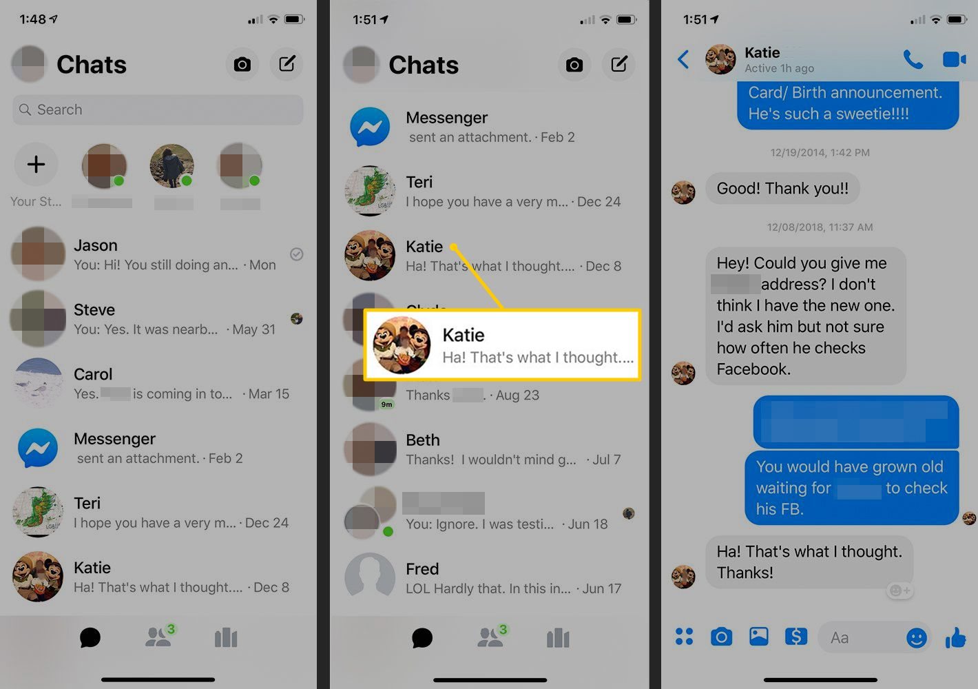 How to Use Facebook Messenger for iOS