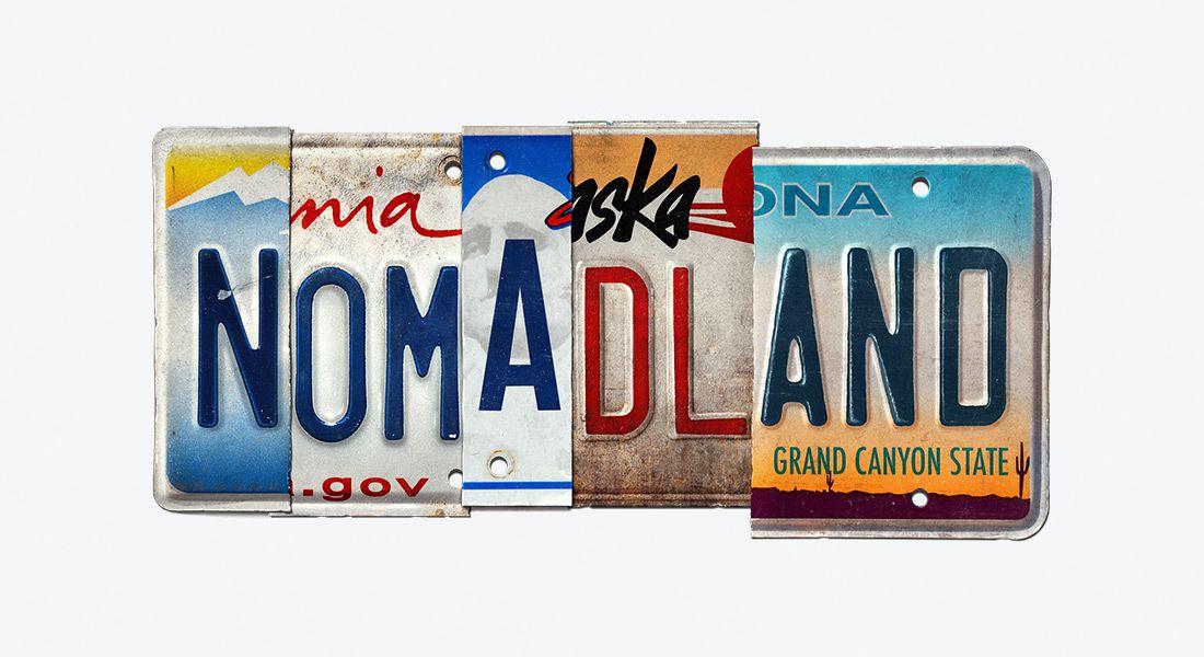 Nomadland on Hulu