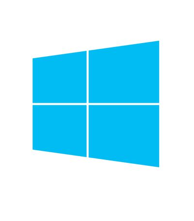 Windows Blue logo.