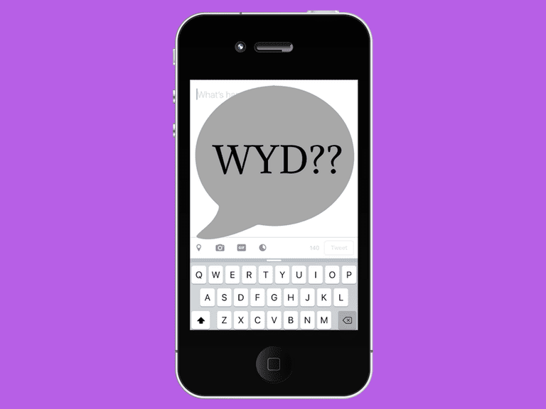 wyd meaning what this acronym stands for