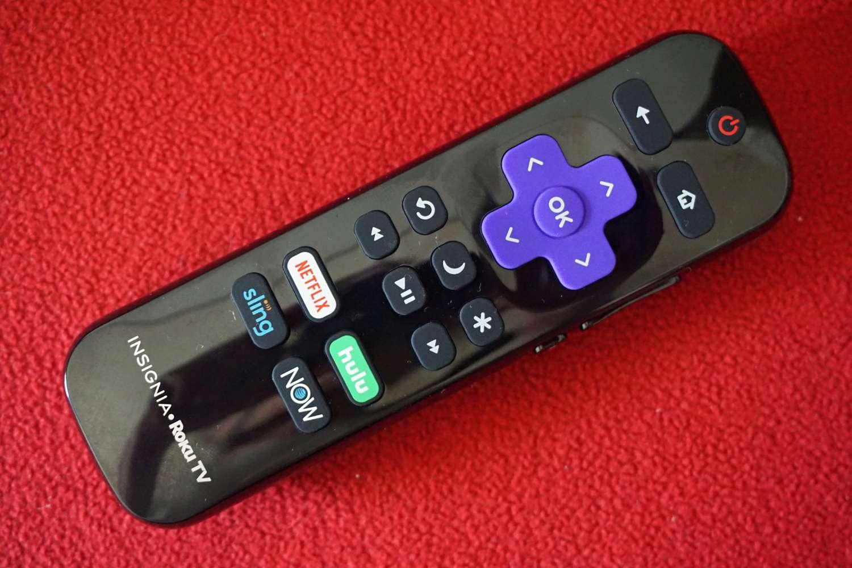 Roku TV Basic Remote