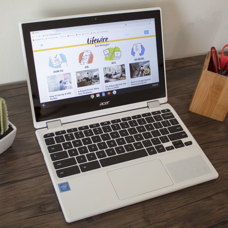 Acer Chromebook R 11 Review