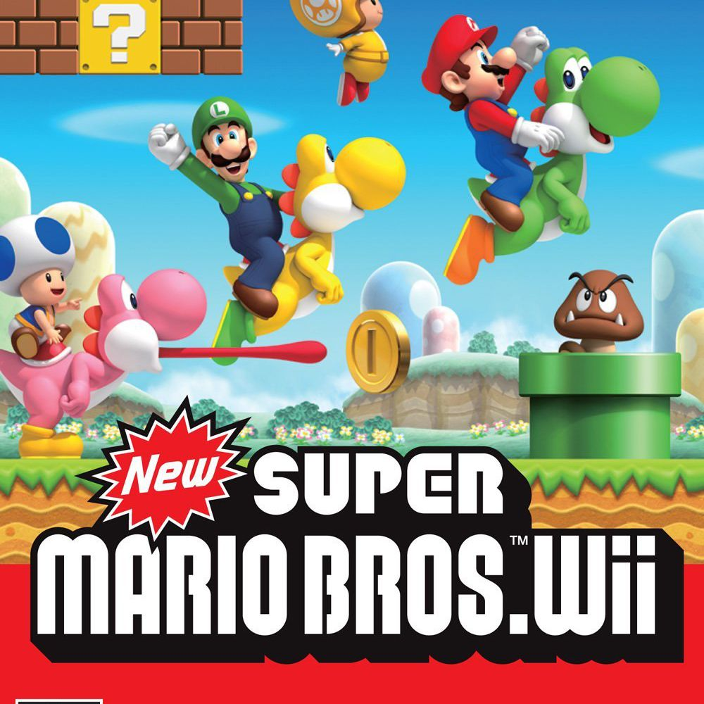 best wii games to emulate