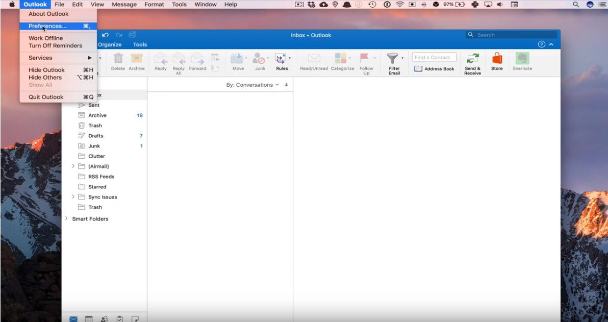How to Use Email Signatures in Outlook for Mac