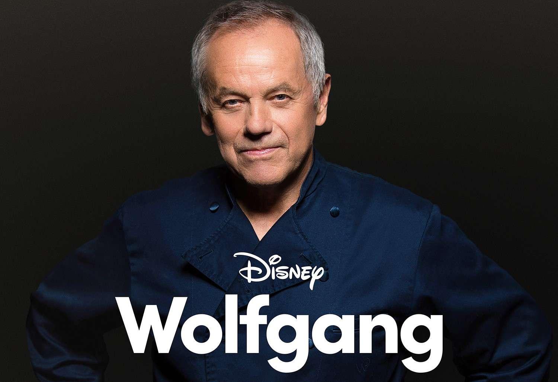 Wolfgang Puck in Wolfgang