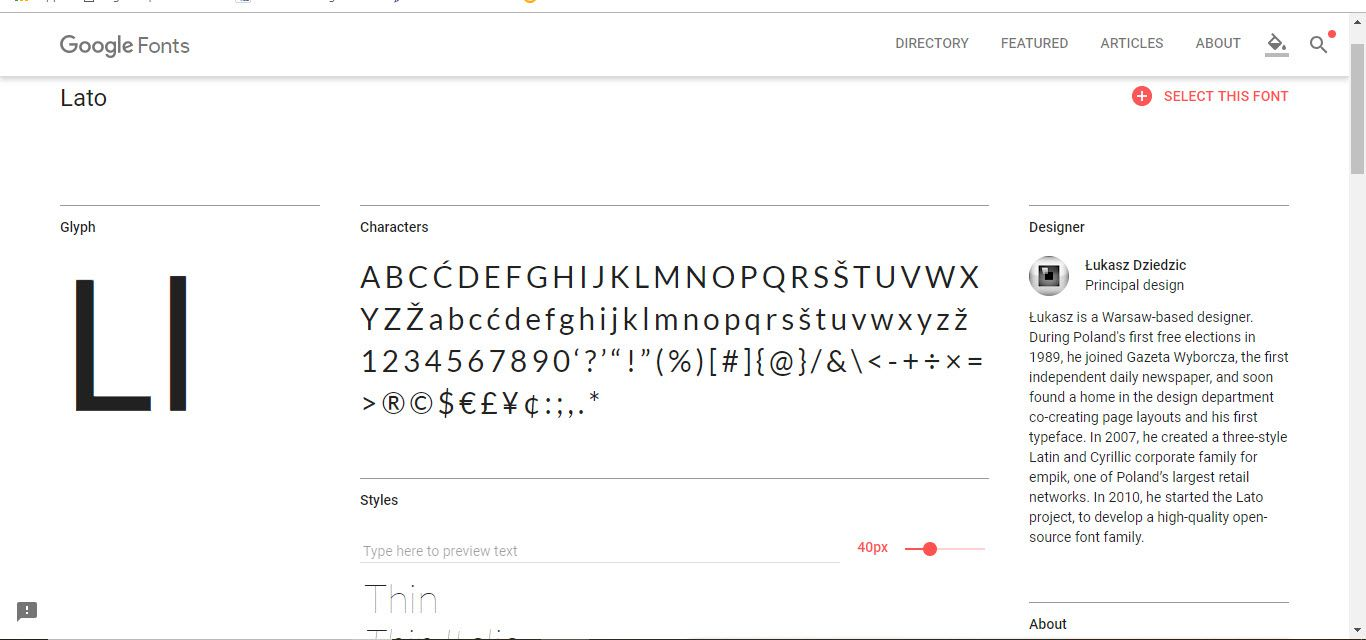How to Use Google Fonts to Upgrade Your HTML