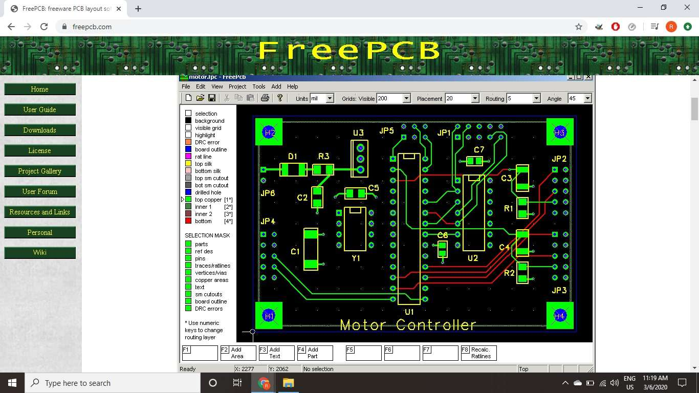 Free Pcb Design Software Packages