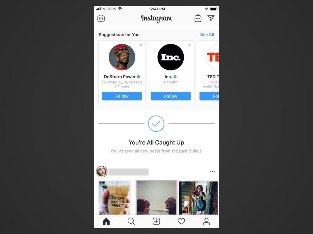 How to Delete 'Suggestions for You' on Instagram
