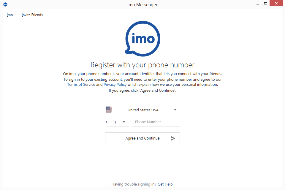 How to Video Chat for Free on Imo