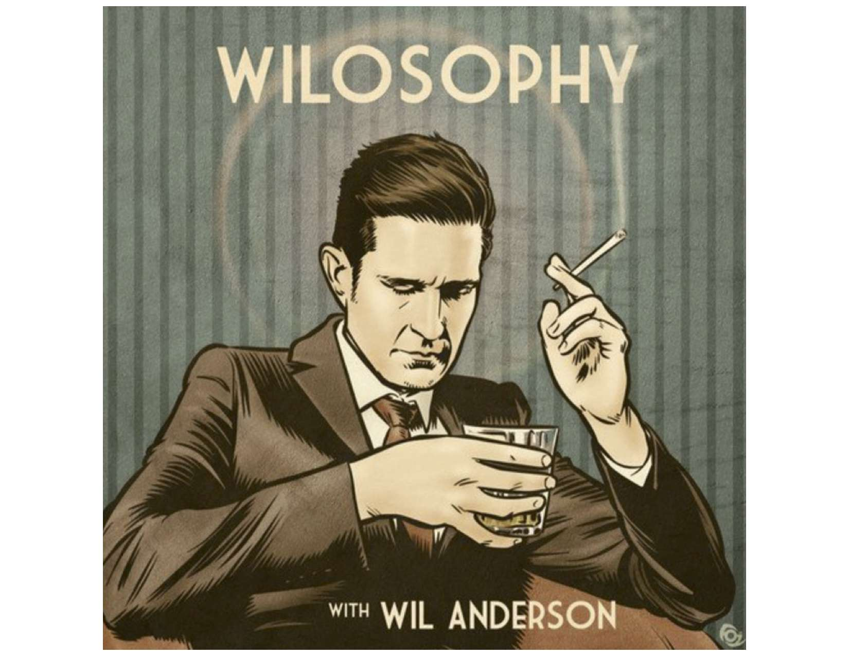 Wilosophy with Wil Anderson comedy podcast