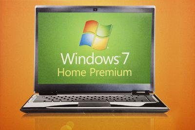 A screen shot of a Windows 7 laptop computer.