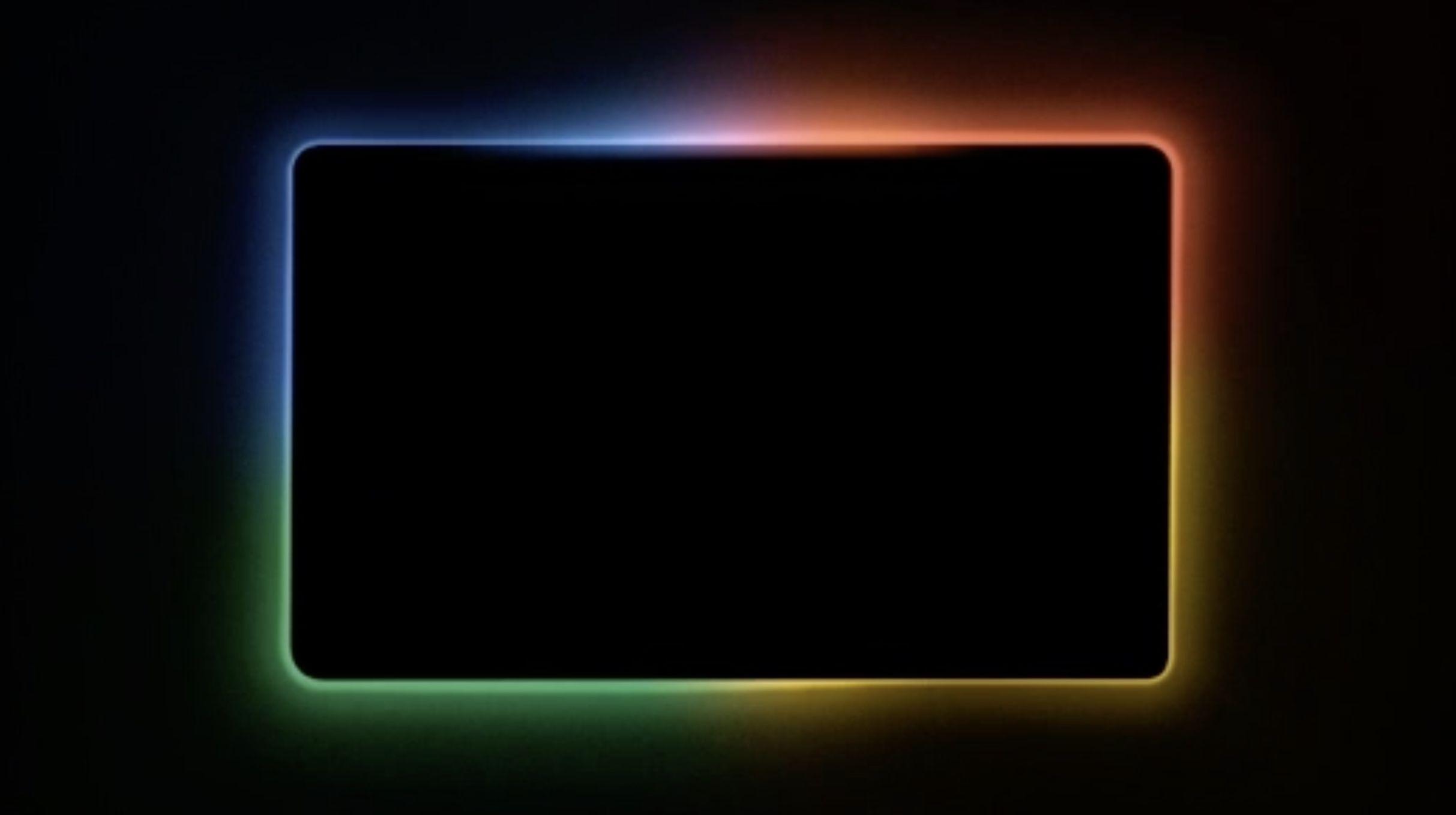 Google TV loading logo