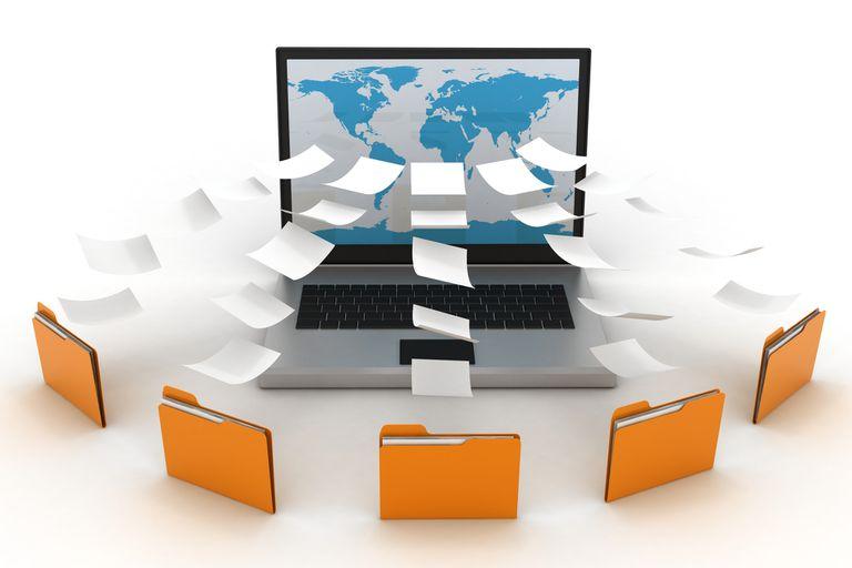 Computer file sharing