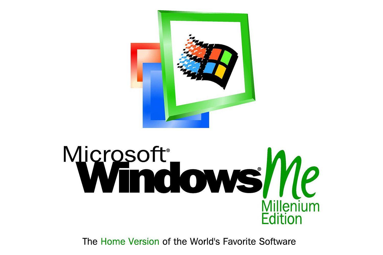 Windows Millennium Edition (ME) logo