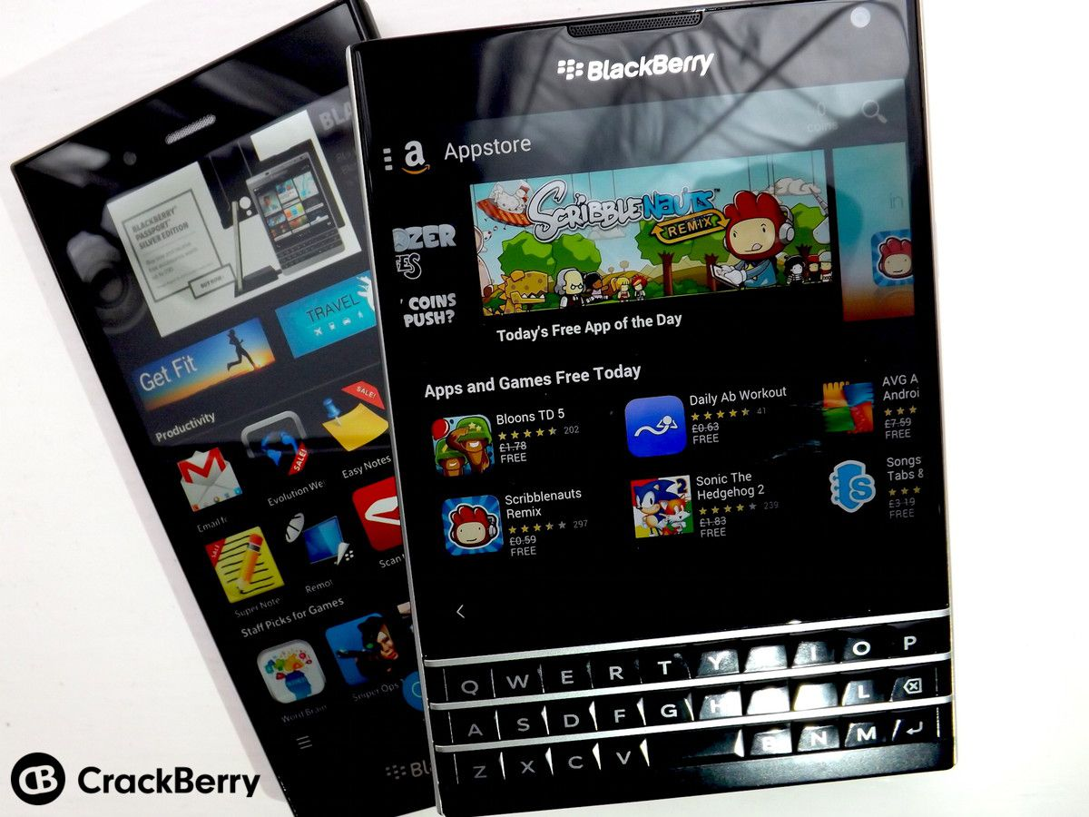 Clearing the BlackBerry App World Cache