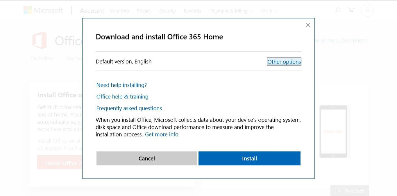 How to Install Office 365 on Your PC