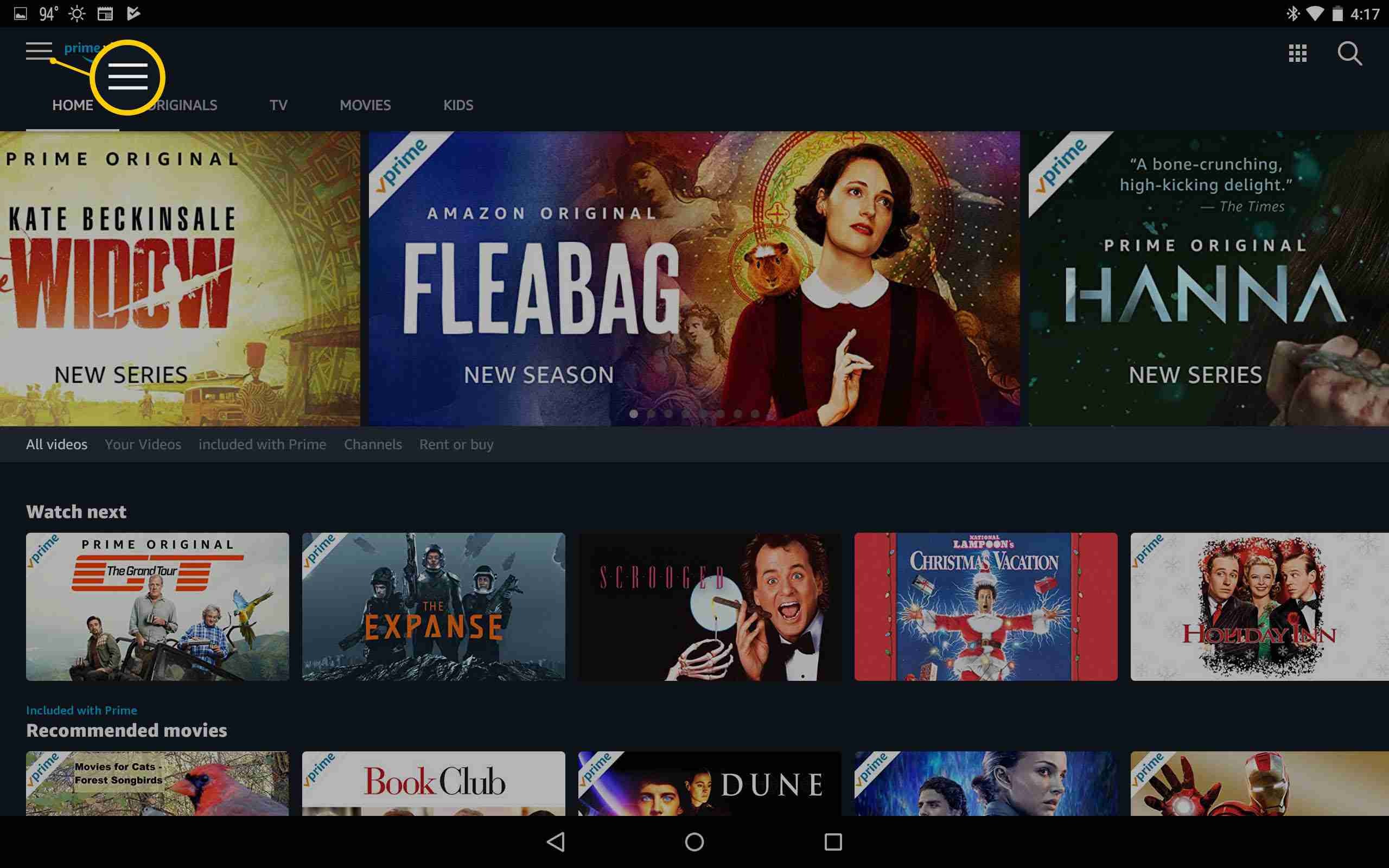 How to Download Amazon Prime Movies
