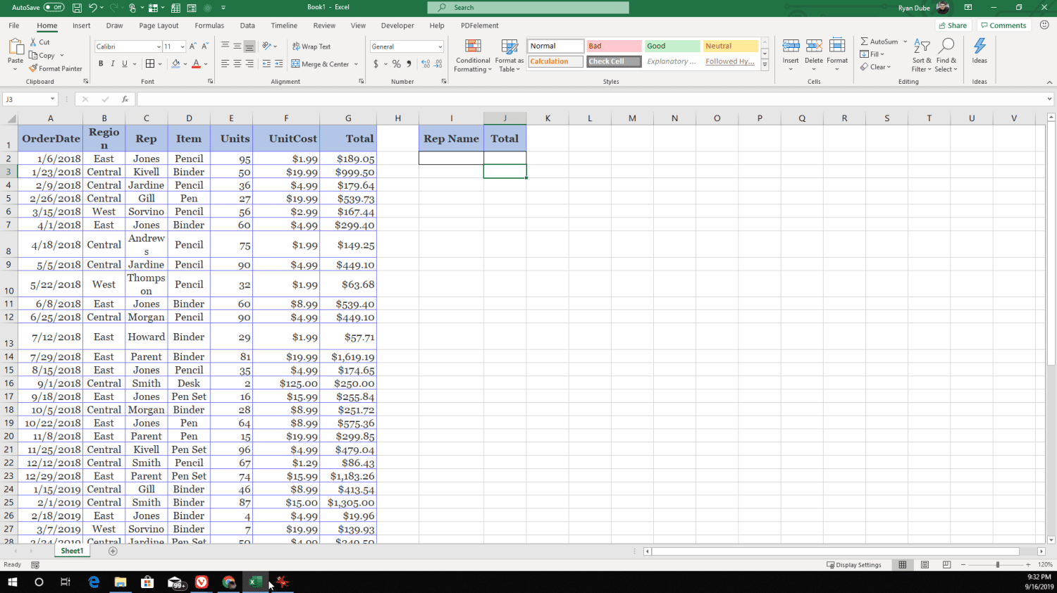 How to Use the XLOOKUP Function in Excel