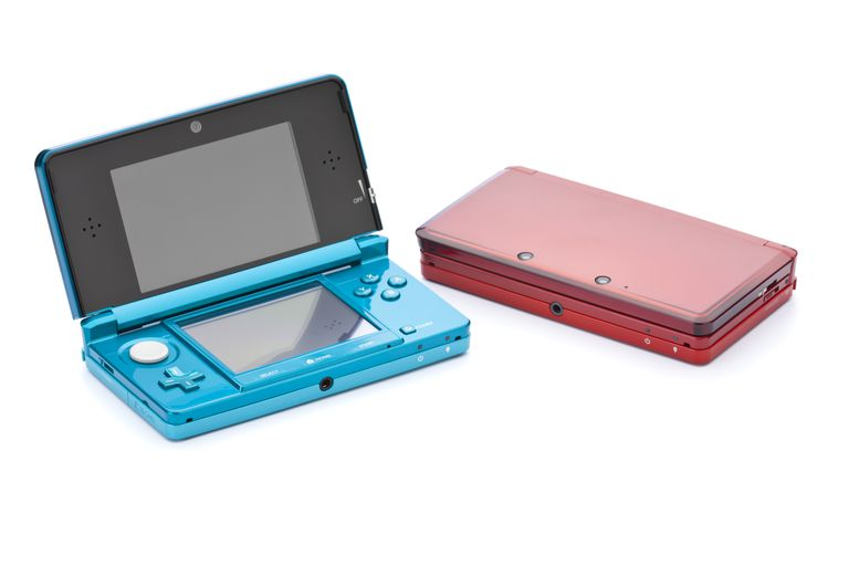 Nintendo 3DS Video Game Consoles