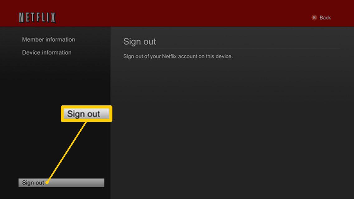 Fix Netflix error code iu-113