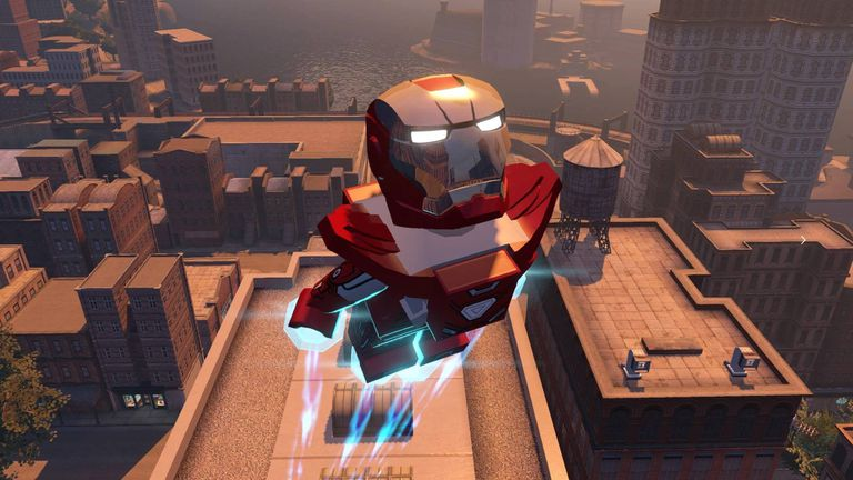 The Best Lego Marvel Avengers Cheats, Codes, and Walkthroughs