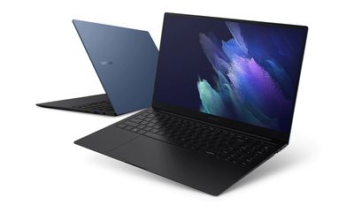 A photo of the Samsung Galaxy Book Pro
