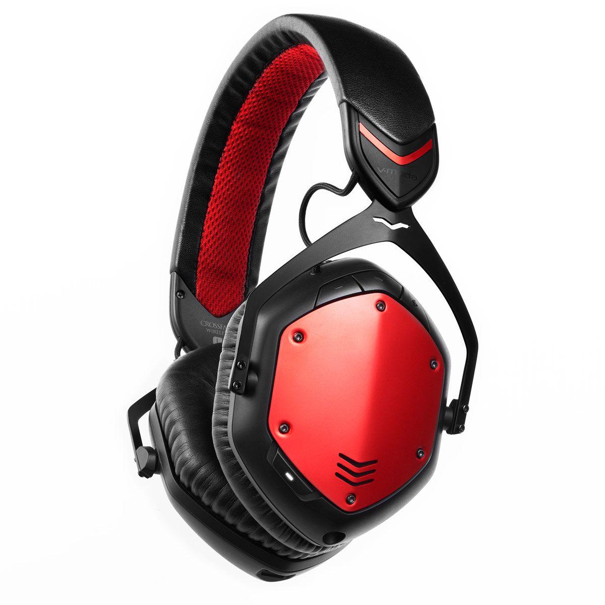 The V-Moda Crossfade Wireless over-ear headphones
