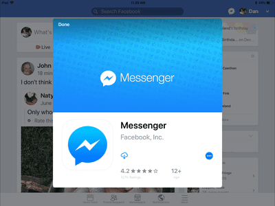 Quickly Block Someone on Facebook Messenger