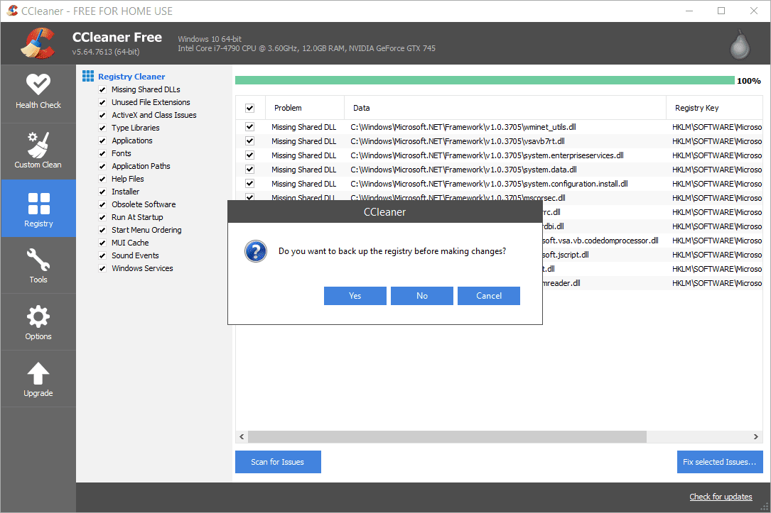 CCleaner v5.67 Review (A Free System Cleaner Tool)