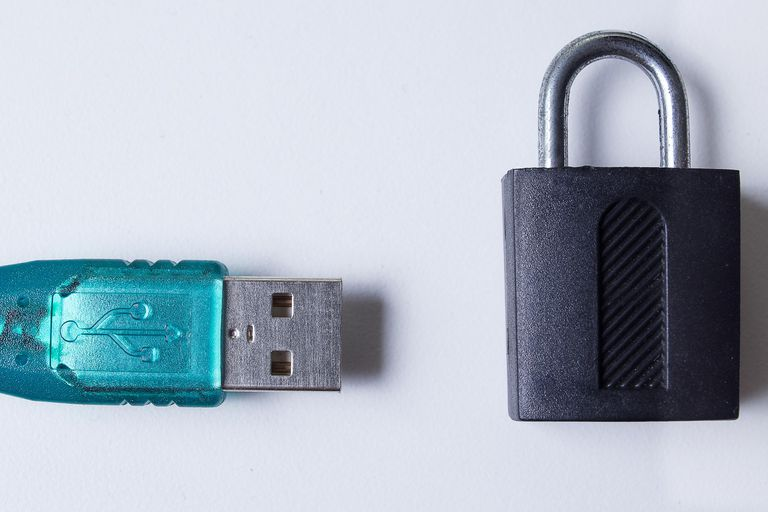 Encrypt Your Thumb Drives to Keep Your Information Safe.
