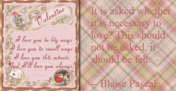 Valentine Card - Free Valentine's Day Stationery