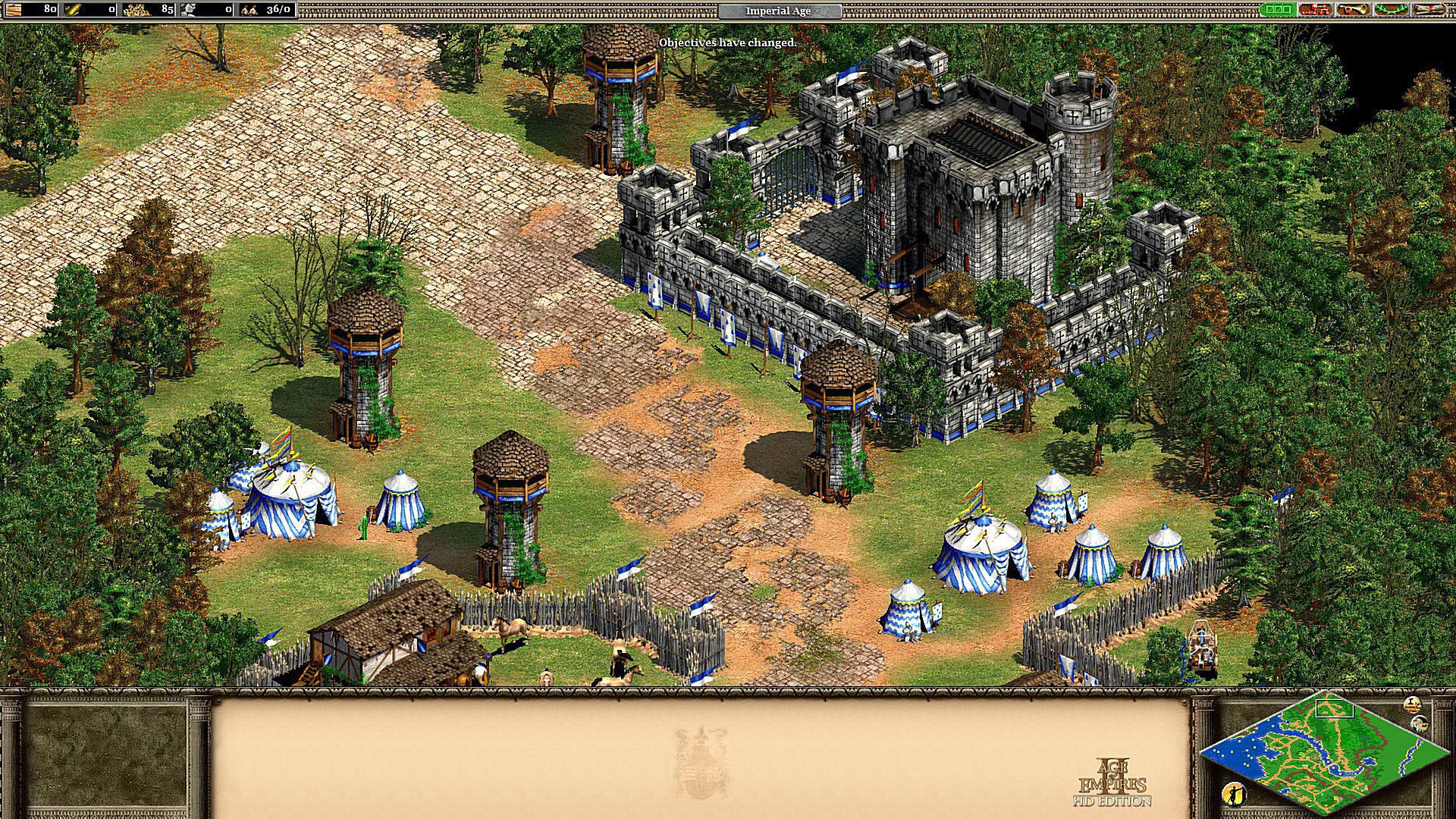play age of empires 2 free