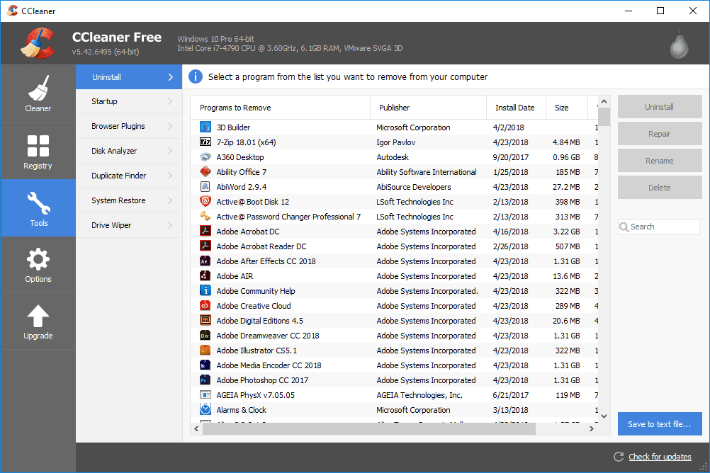 17 Free Uninstaller Programs (Updated September 2019)