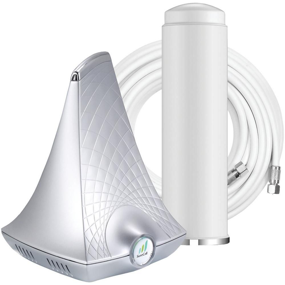 Surecall Flare Cell Phone Signal Booster Kit