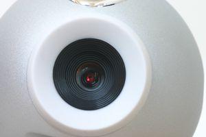 webcam lens