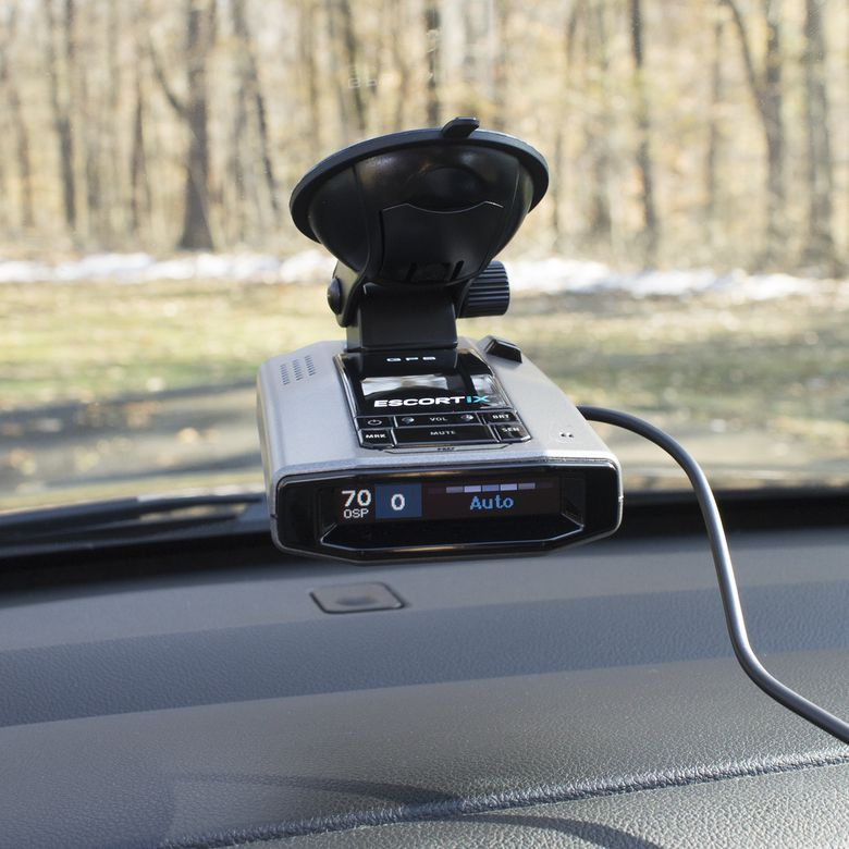 Escort iX Laser Radar Detector with GPS