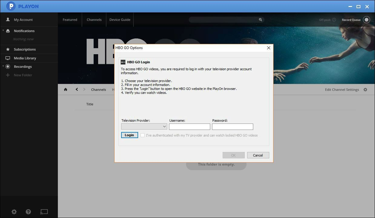 How to Use HBO Go Offline
