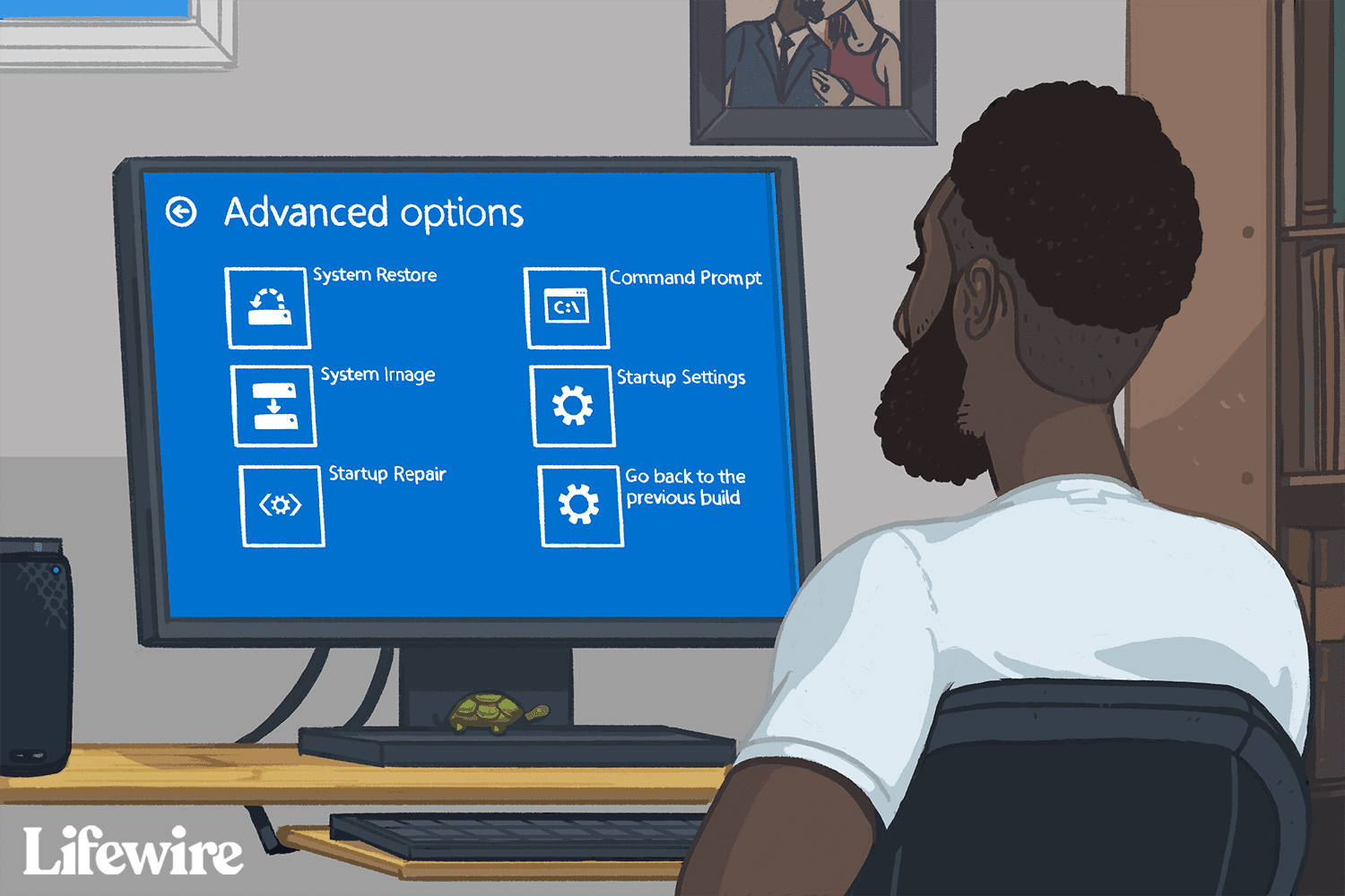 How To Use Advanced Startup Options