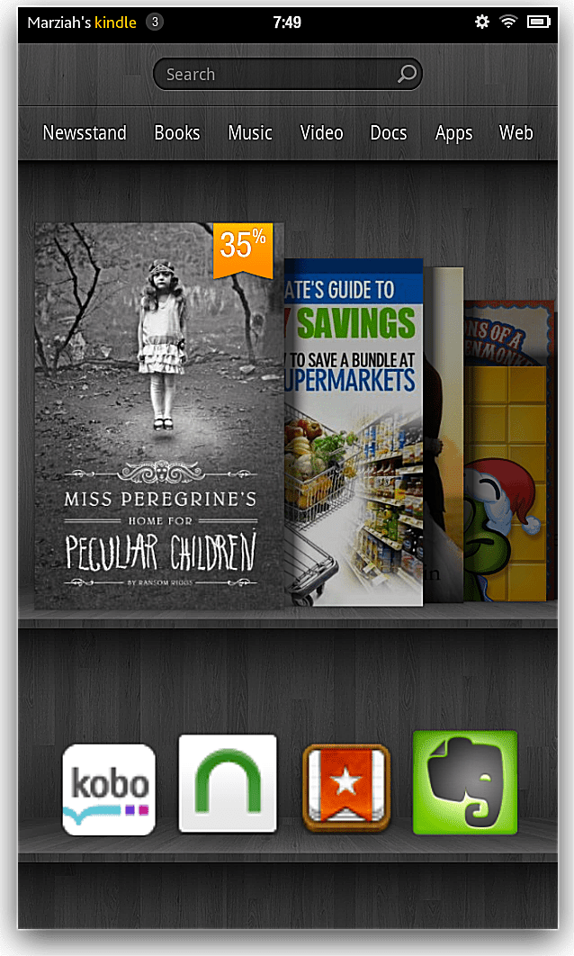 How To Read Nook Books On Your Kindle Fire